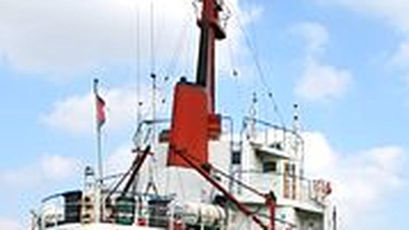 Hilfsgüter: Irisches Schiff nimmt Kurs auf Gaza