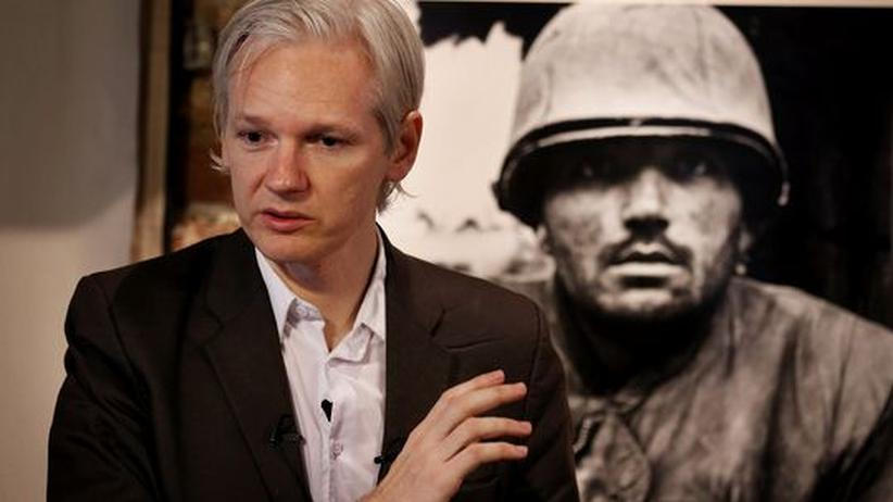 Afghanistan-Dokumente: Wikileaks-Gründer Julian Assange und seine Arbeit sind insbesondere in der Politik umstritten