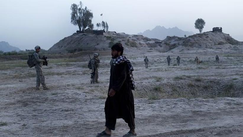 US-Soldaten Kandahar