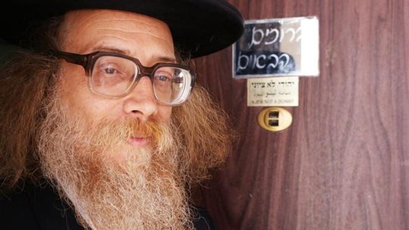 Nahost: Der Rabbi, der Israel abschaffen will