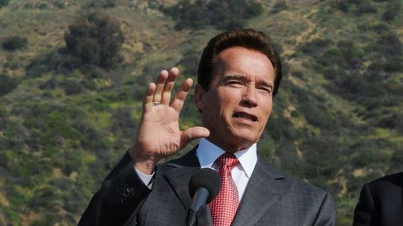 US-Energiepolitik: Schwarzeneggers letzte Schlacht