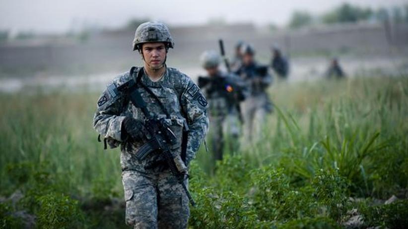 Die Sicherheitslage in Afghanistan soll immer prekärer werden
