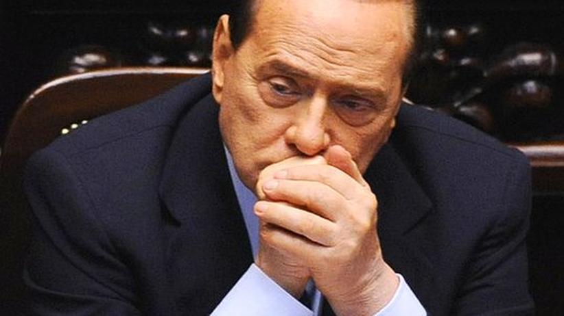 Italien: Streit in Berlusconis Partei eskaliert