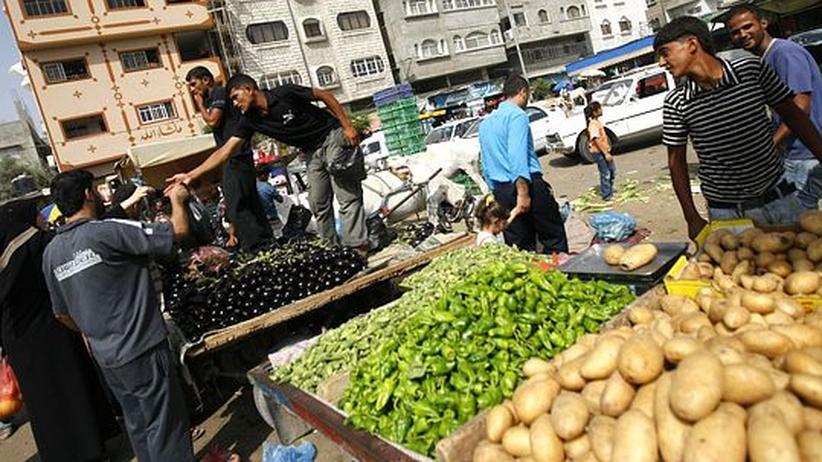 Nahostkonflikt: Israel lockert die Gaza-Blockade weiter