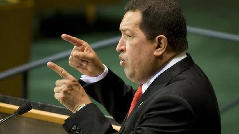 Streit über Rebellen: Chávez bricht Beziehung zu Kolumbien ab