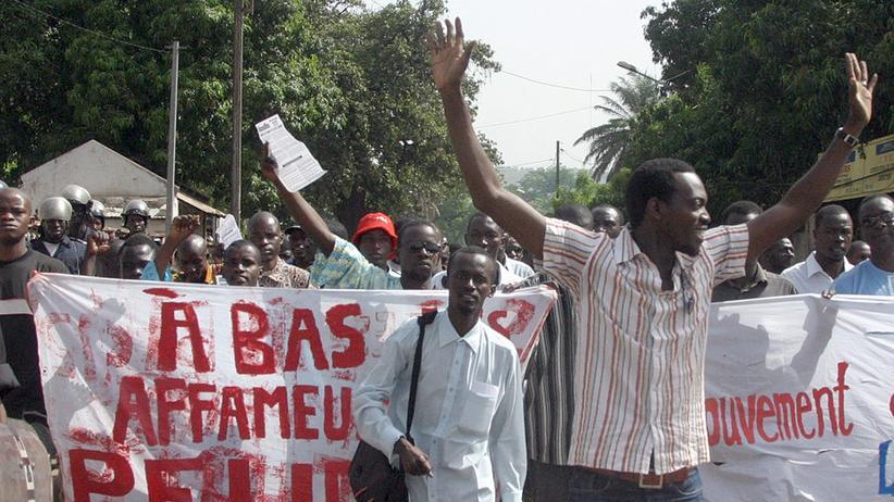 Mali: Bettelarmer Musterschüler