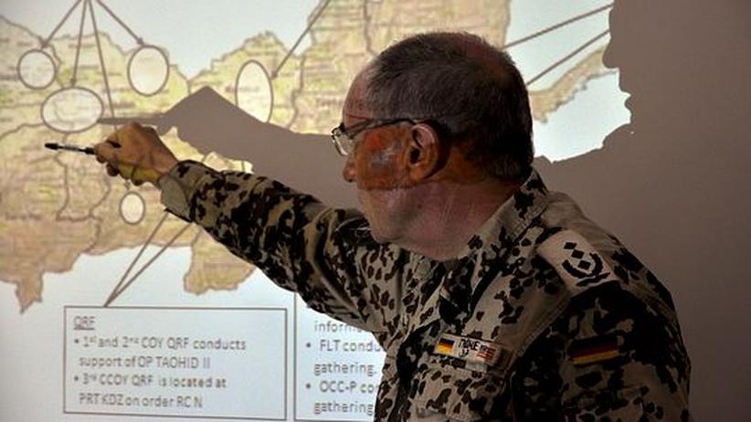 Afghanistan: Colonel Wulf will helfen