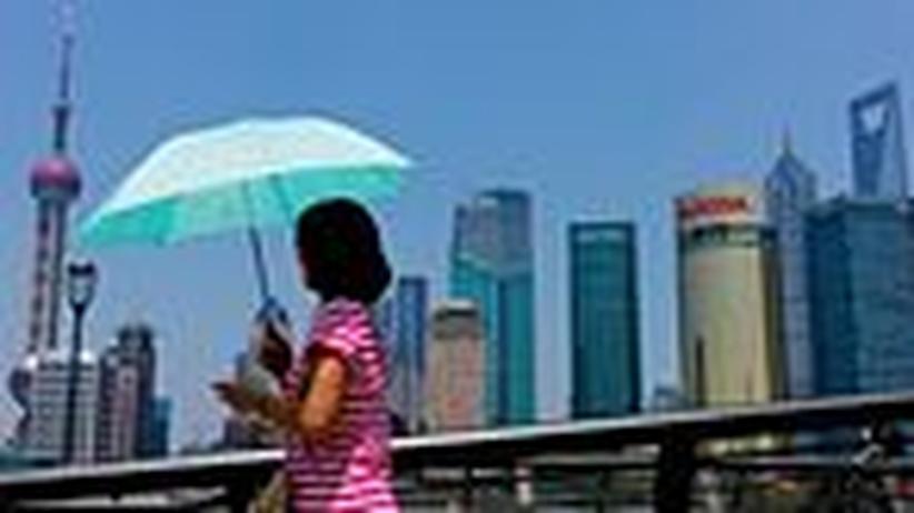 China & der Westen: Die Krise hat China stark gemacht