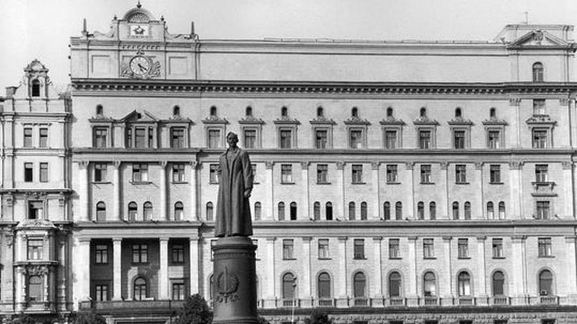 KGB, Moskau