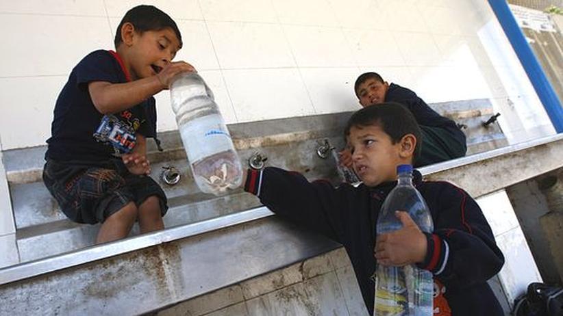 Vereinte Nationen: UN erklärt Anspruch auf reines Wasser zum Menschenrecht