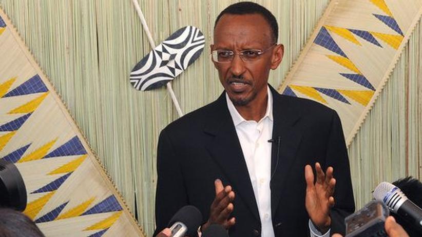 Präsidentschaftswahl: Kagame feiert Wahlsieg in Ruanda