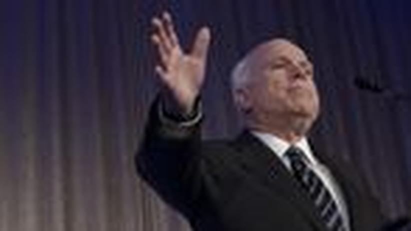 US-Kongresswahlen: John McCains tragische Karriere