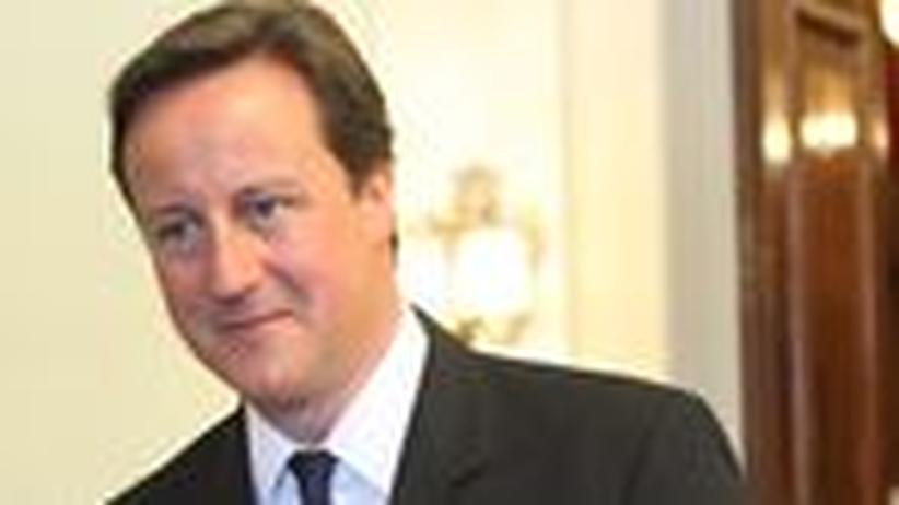 """Britischer Premier: """"Loud mouth"""" Cameron auf diplomatischem Glatteis"""