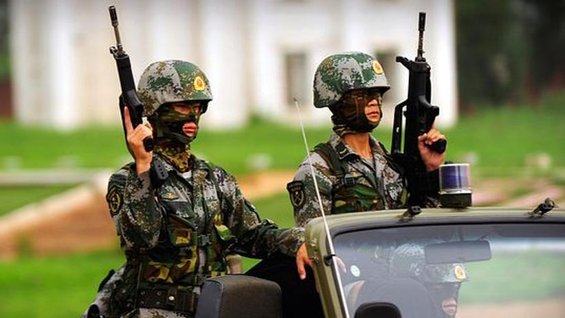 Militärmächte: China reagiert empört auf Pentagon-Bericht