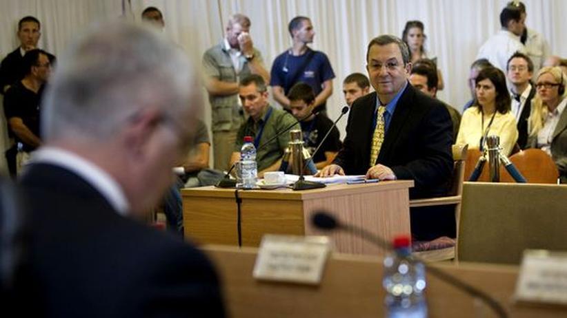 Untersuchungsausschuss: Barak bezeichnet Angriff auf Gaza-Flotte als angemessen