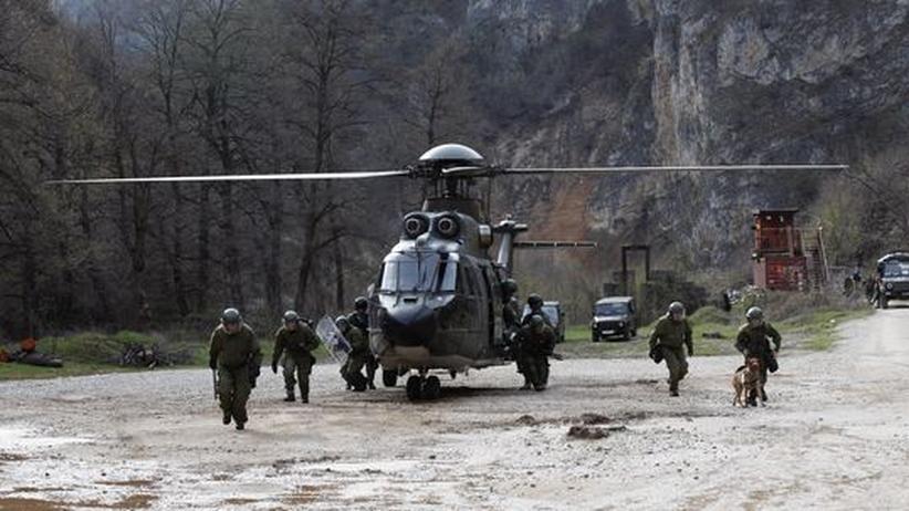Kosovo KFor Bundeswehr