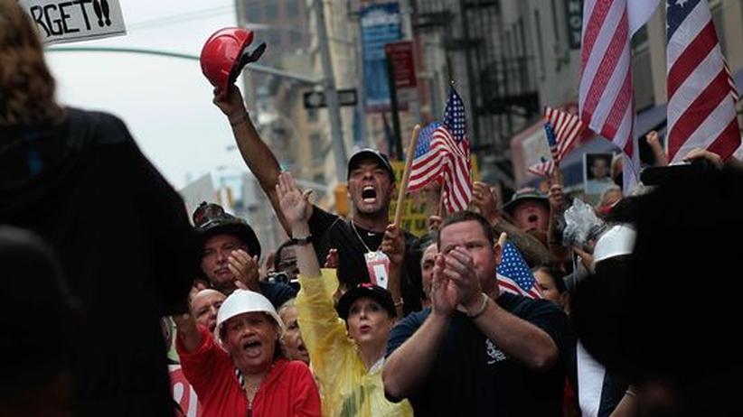Ground Zero: New Yorker streiten um Moscheebau
