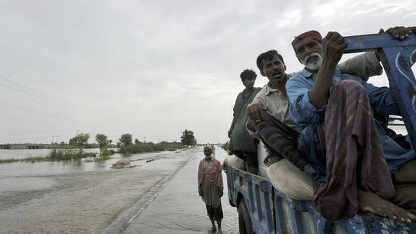 Flutkatastrophe: Indisches Hilfsangebot stürzt pakistanische Regierung in ein Dilemma