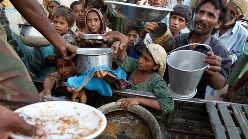Flutkatastrophe: Pakistans schlechtes Image