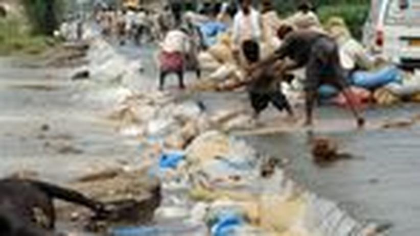 Regenflut: Warum es uns nützt, Pakistan zu helfen