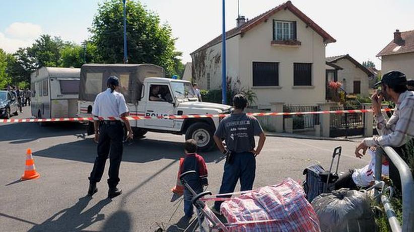 Immigrationspolitik: Roma in Frankreich steht Massenabschiebung bevor
