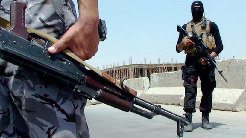 Irak-Einsatz: Private Sicherheitskräfte lösen US-Soldaten ab