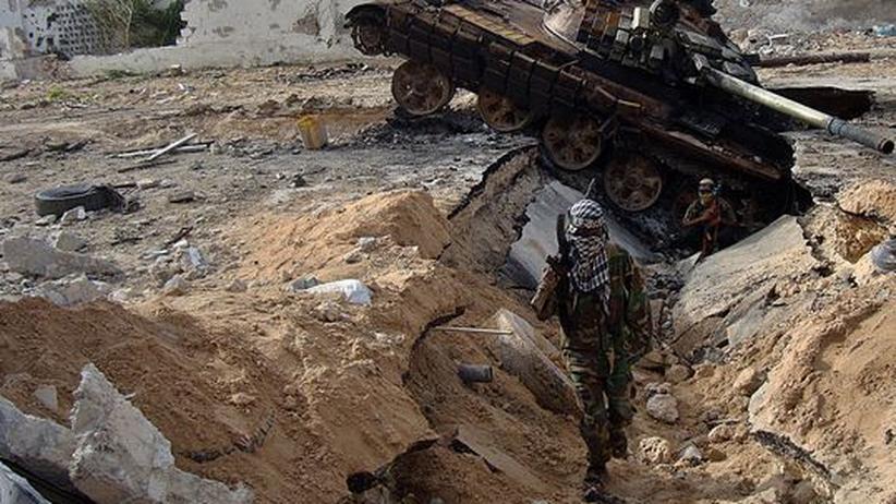 Somalia Mogadischu Terror AU al-Shabab