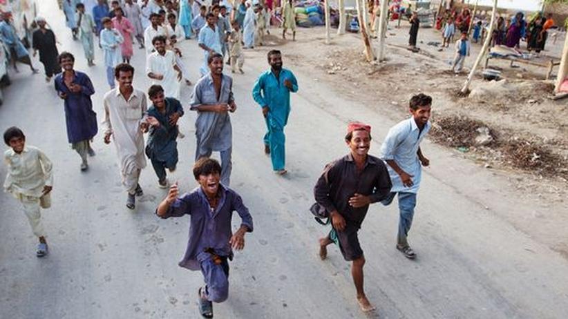 Sukkur in der südlichen Provinz Sindh