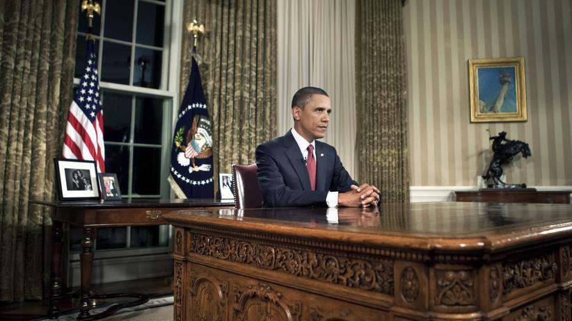 Obama zieht Bilanz: Der Irak-Krieg ist noch lange nicht zu Ende