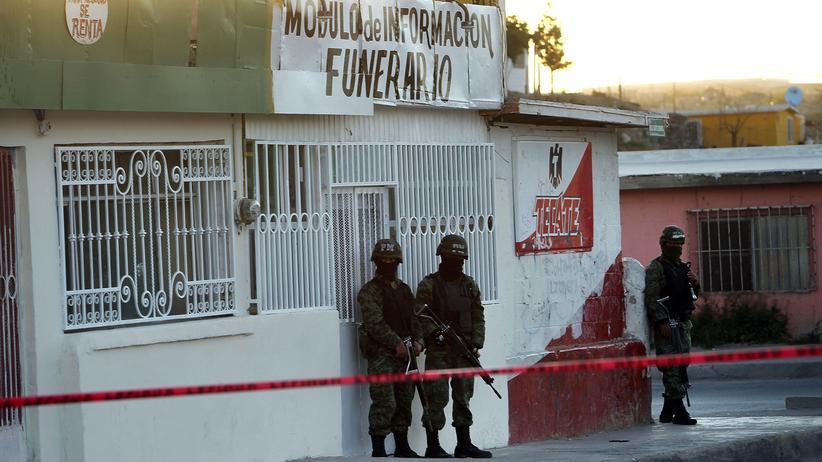 Drogen: Wie Mexikos Kartelle Kolumbien die Drogenhoheit nahmen