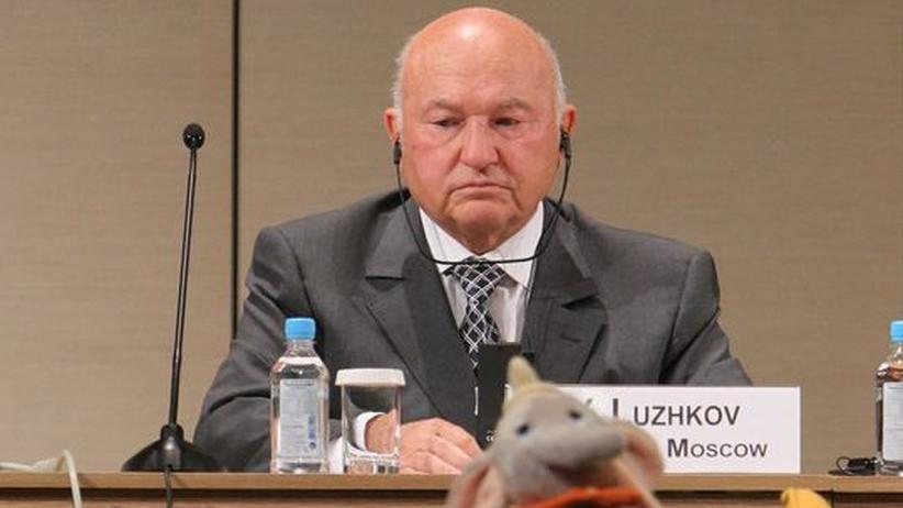 Russland: Medwedjew entlässt Moskaus Bürgermeister Lushkow