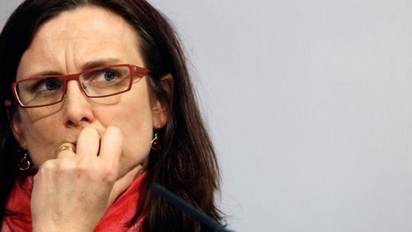Cecilia Malmström