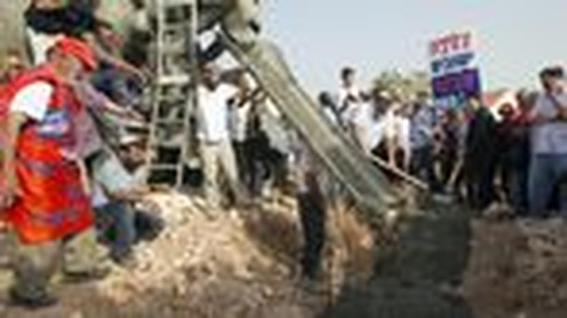 Westjordanland: Israel braucht kein Land, sondern Freiheit