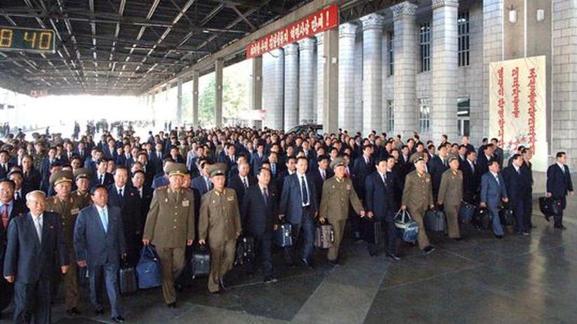 Nordkorea: Kim Jong Il bereitet Nachfolge vor
