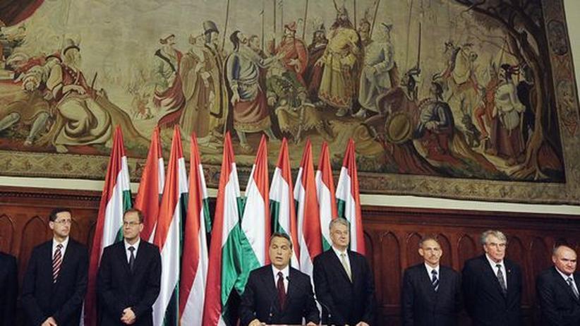 Ungarn: Und  morgen  ein König
