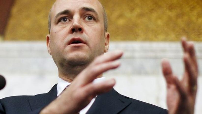 Schweden: Reinfeldt will Minderheitsregierung bilden