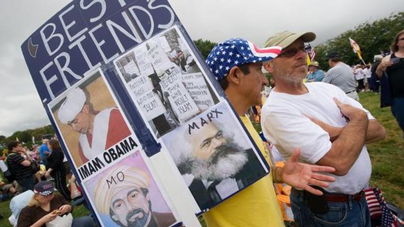 USA: Der wahre Gegner der Tea Party