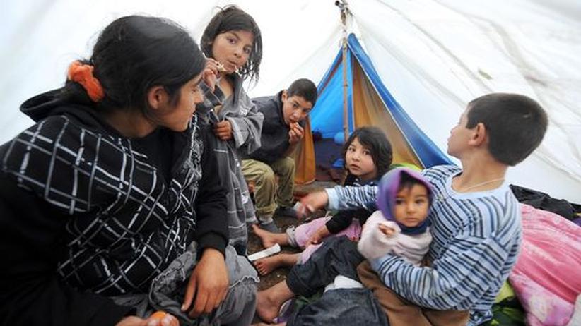 Roma-Abschiebungen: Wohlfeile Kritik an Sarkozy