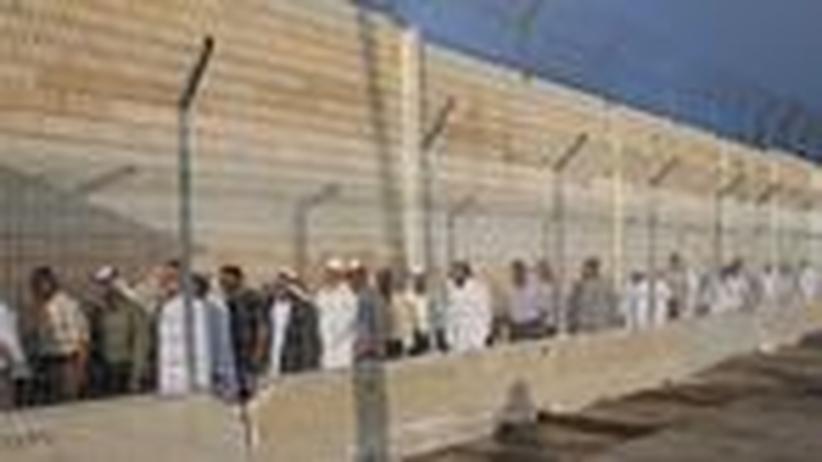 Nahost-Friedensverhandlungen: Das abgeschottete Land