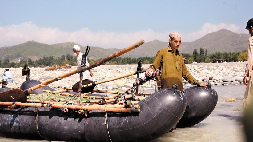 Flutkatastrophe in Pakistan: Hilfsbereite Taliban – eitle Offiziere