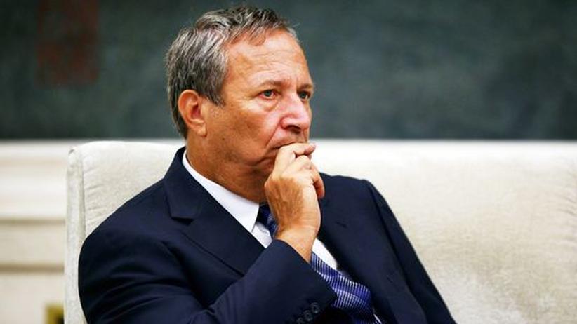Lawrence Summers: Obamas wichtigster Wirtschaftberater geht