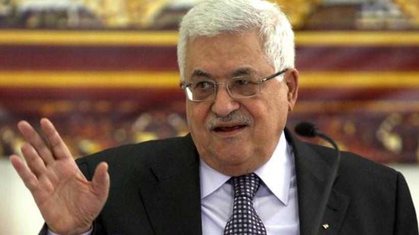 Frieden in Nahost: Palästinenser lehnen Gespräche mit Israel ab