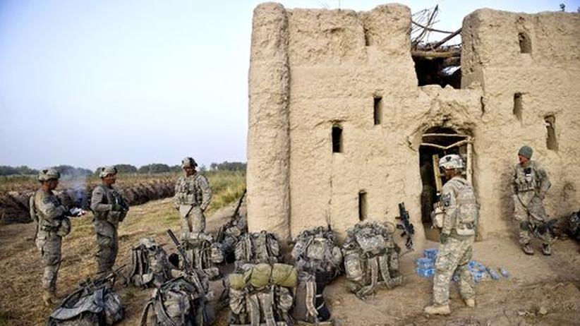 US-Armee: Sisyphusarbeit am Hindukusch