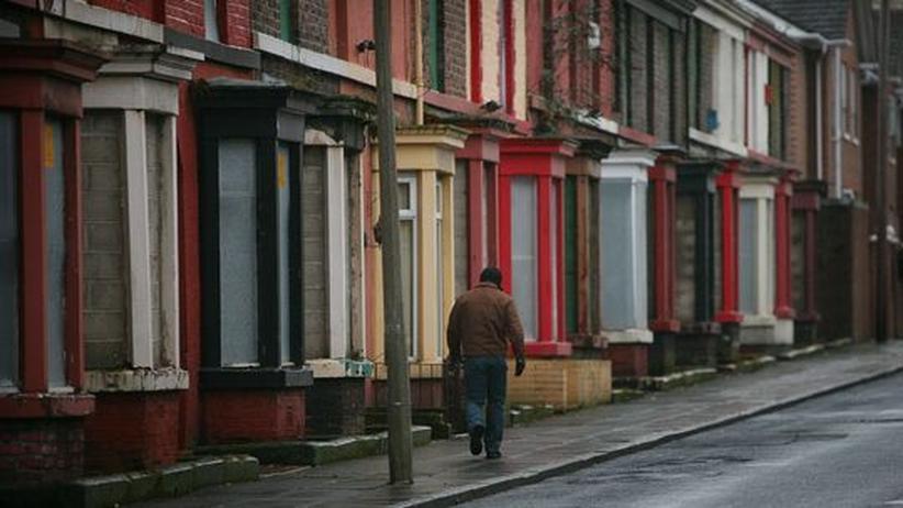 Sparkurs: Noch bleiben die Briten gelassen