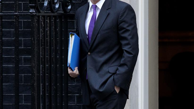 Grossbritannien: David Cameron – Kahlschlag mit Lächeln