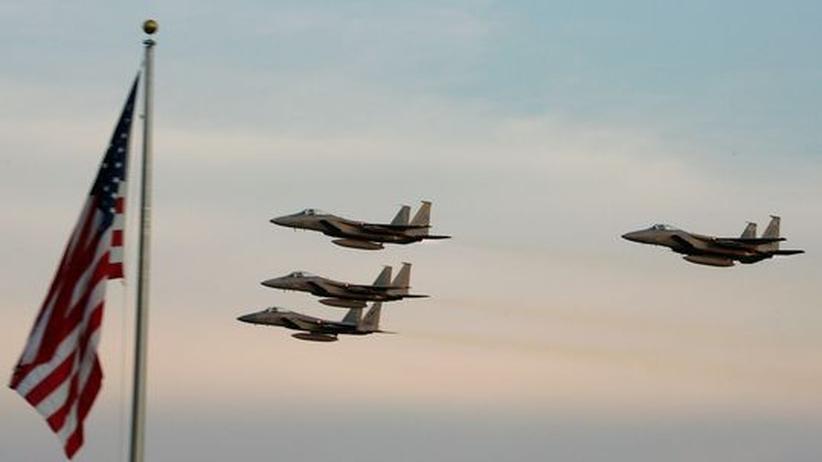 Rüstung: USA und Saudi-Arabien planen größten Waffendeal aller Zeiten