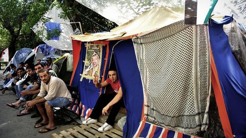 Flüchtlinge: Griechenland fordert Hilfe zum Schutz der Grenze an