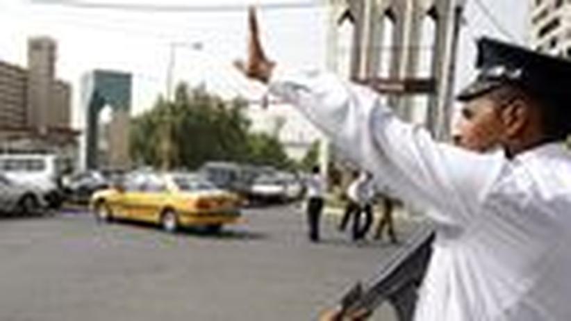 """Report aus Bagdad: """"Das Tor zur Hölle steht wieder offen"""""""