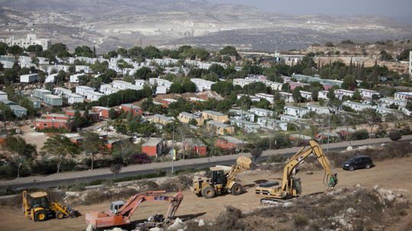 Nahostkonflikt: Siedler zünden Moschee an