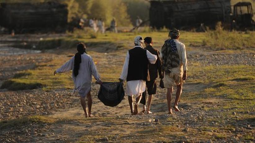 Afghanistan: Die Toten lassen Habibe Erfan nicht los